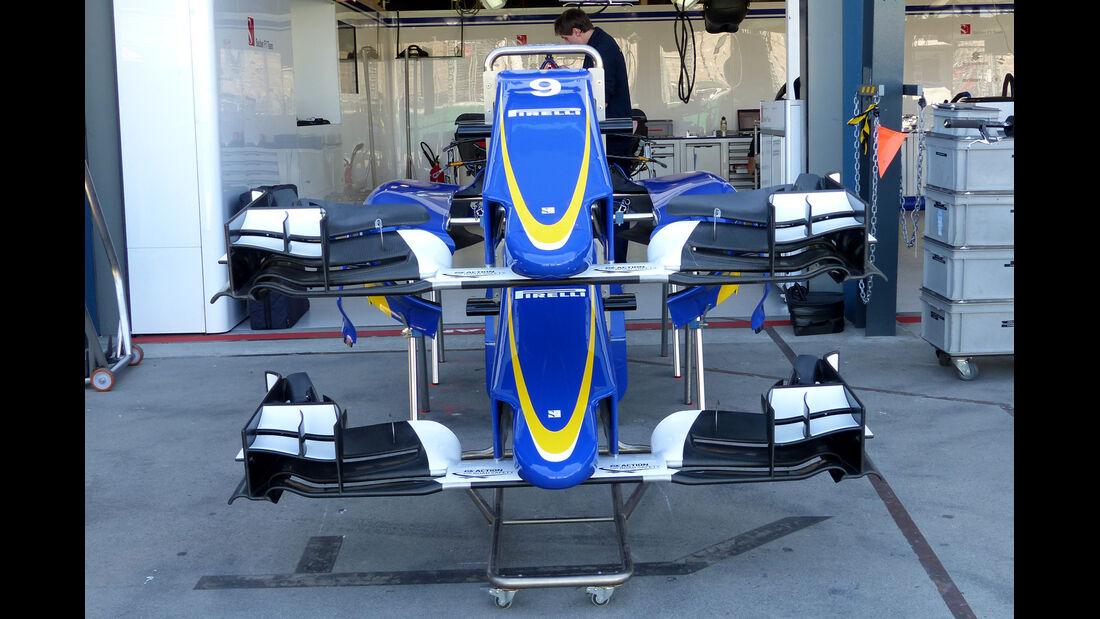 Sauber - Formel 1 - GP Australien - Melbourne - 11. März 2015