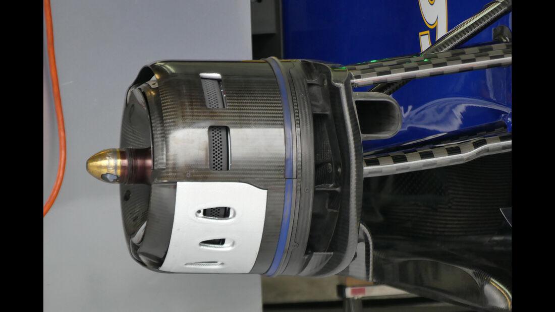 Sauber - Formel 1 - GP Australien - Melbourne - 18. März 2016