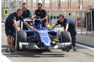 Sauber - Formel 1 - GP Bahrain - 16. April 2015