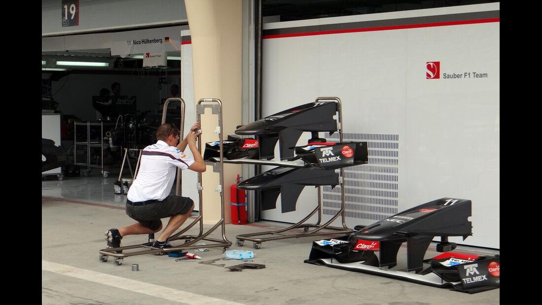 Sauber - Formel 1 - GP Bahrain - 18. April 2013