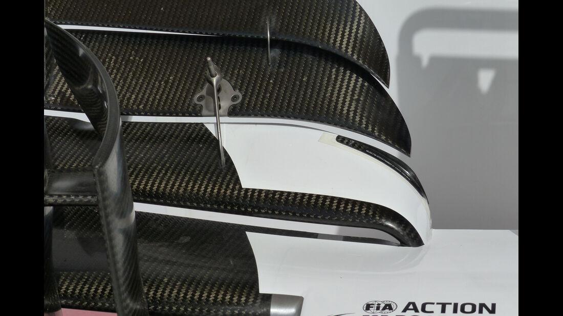 Sauber - Formel 1 - GP Bahrain - 18. April 2015