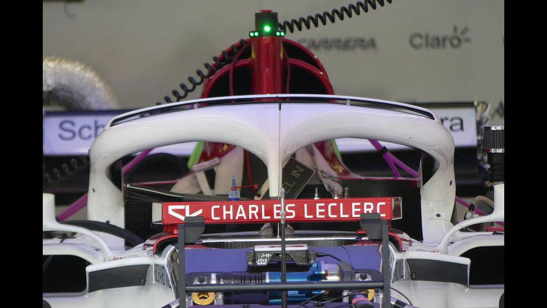 Sauber - Formel 1 - GP Bahrain - 5. April 2018