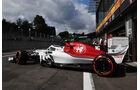 Sauber - Formel 1 - GP Belgien 2018