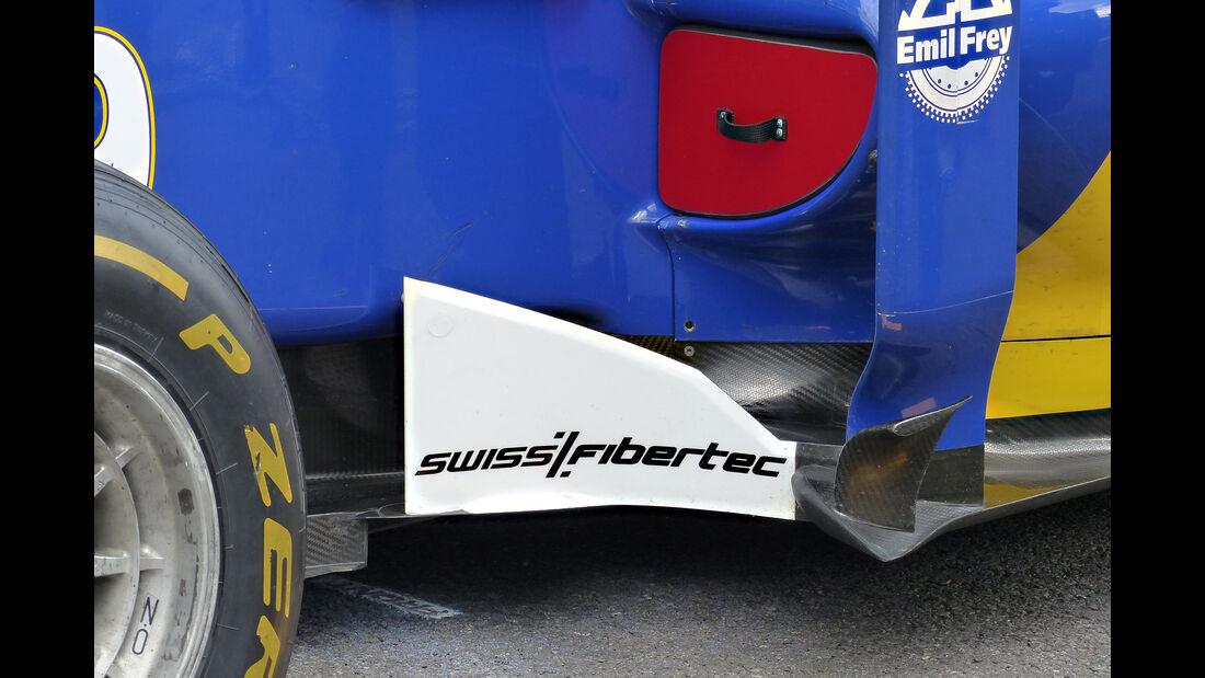 Sauber - Formel 1 - GP Belgien - Spa-Francorchamps - 20. August 2015