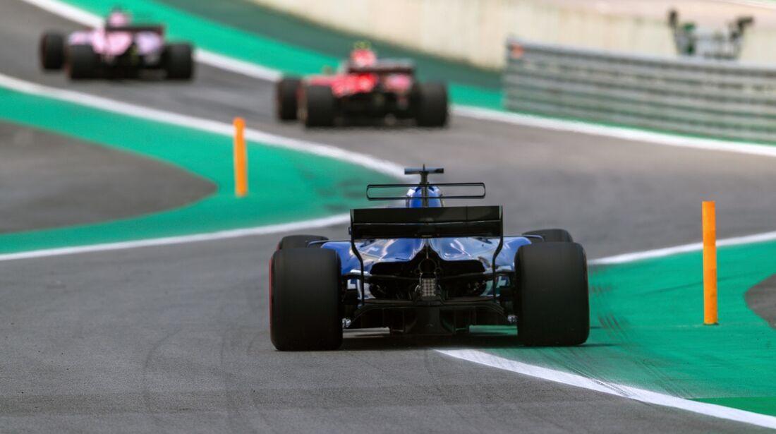 Sauber - Formel 1 - GP Brasilien - 10. November 2017