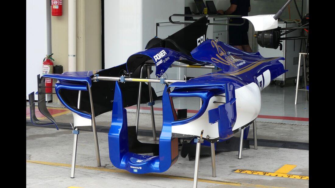 Sauber - Formel 1 - GP Brasilien - 9. November 2017