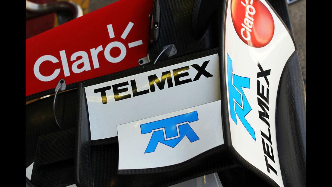 Sauber - Formel 1 - GP Brasilien - Sao Paulo - 23. November 2012