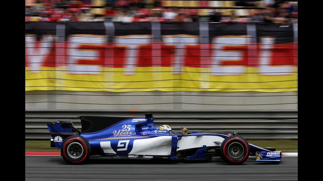 Sauber - Formel 1 - GP China 2017