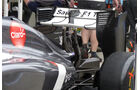 Sauber - Formel 1 - GP China - Shanghai - 17. April 2014