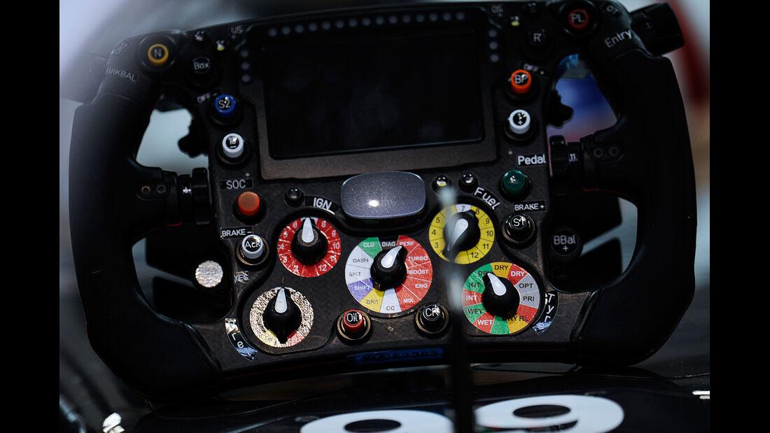 Sauber - Formel 1 - GP China - Shanghai - 19. April 2014