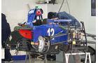 Sauber - Formel 1 - GP China - Shanghai - 8. April 2015