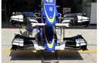Sauber - Formel 1 - GP China - Shanghai - 9. April 2015