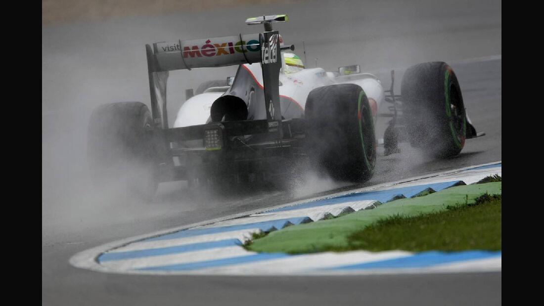 Sauber - Formel 1 - GP Deutschland - 20. Juli 2012