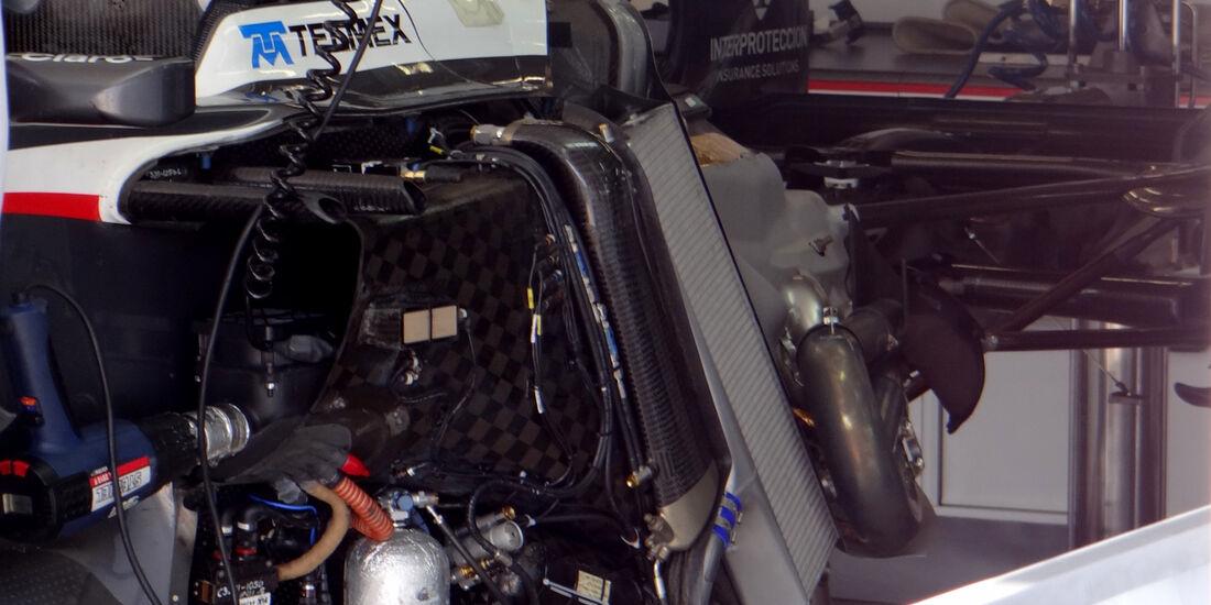 Sauber - Formel 1 - GP Deutschland - 6. Juli 2013