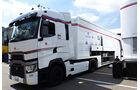 Sauber - Formel 1 - GP Deutschland - Hockenheim - 27. Juli 2016