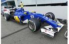 Sauber - Formel 1 - GP Deutschland - Hockenheim - 28. Juli 2016