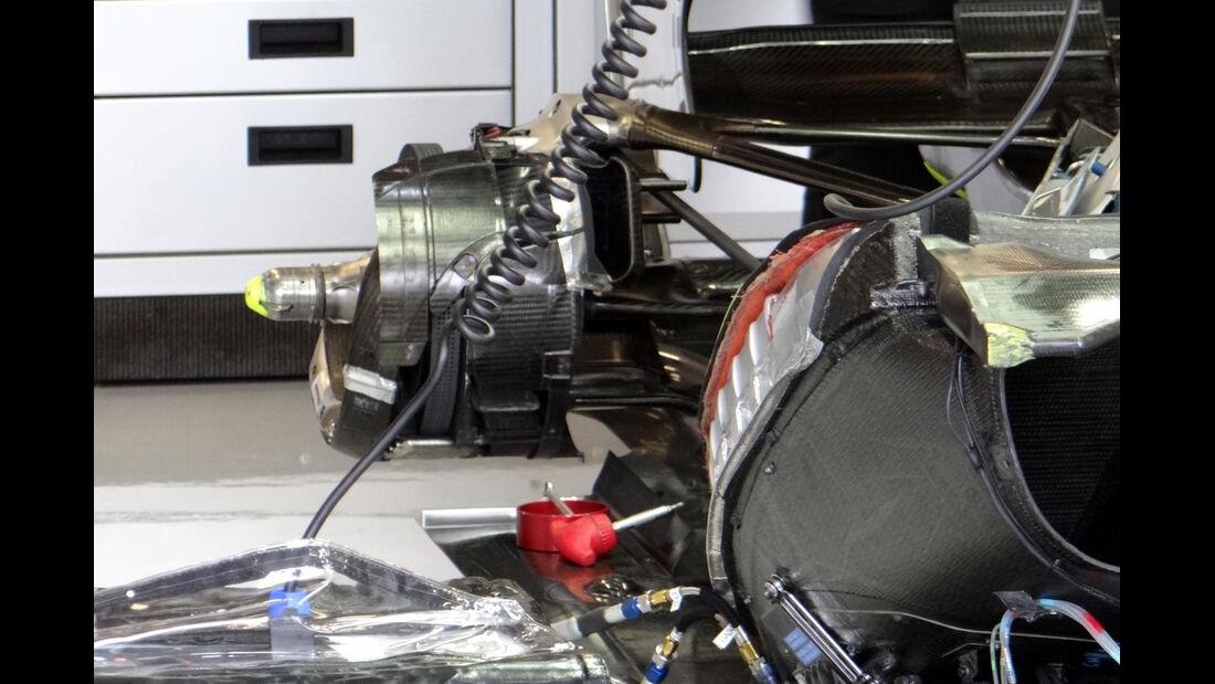 Sauber - Formel 1 - GP England - 28. Juni 2013