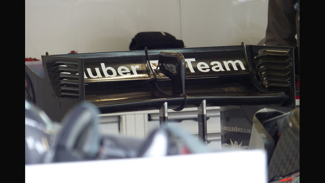 Sauber - Formel 1 - GP England - Silverstone - 5. Juli 2014