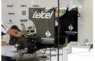Sauber - Formel 1 - GP England - Silverstone - 6. Juli 2012