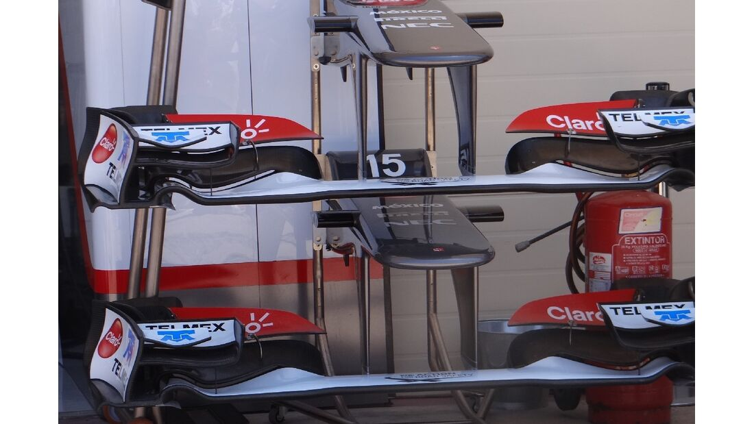 Sauber  - Formel 1 - GP Europa - 23. Juni 2012