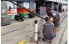 Sauber - Formel 1 - GP Italien - 3. September 2014