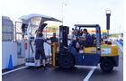 Sauber - Formel 1 - GP Japan - 9. Oktober 2013