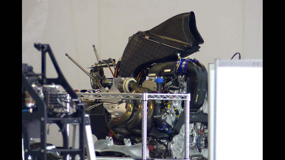 Sauber - Formel 1 - GP Japan - Suzuka - 1. Oktober 2014