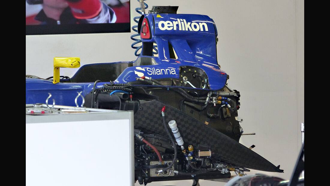 Sauber - Formel 1 - GP Japan - Suzuka - 23. September 2015