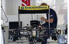 Sauber - Formel 1 - GP Japan - Suzuka - 23. September 2015
