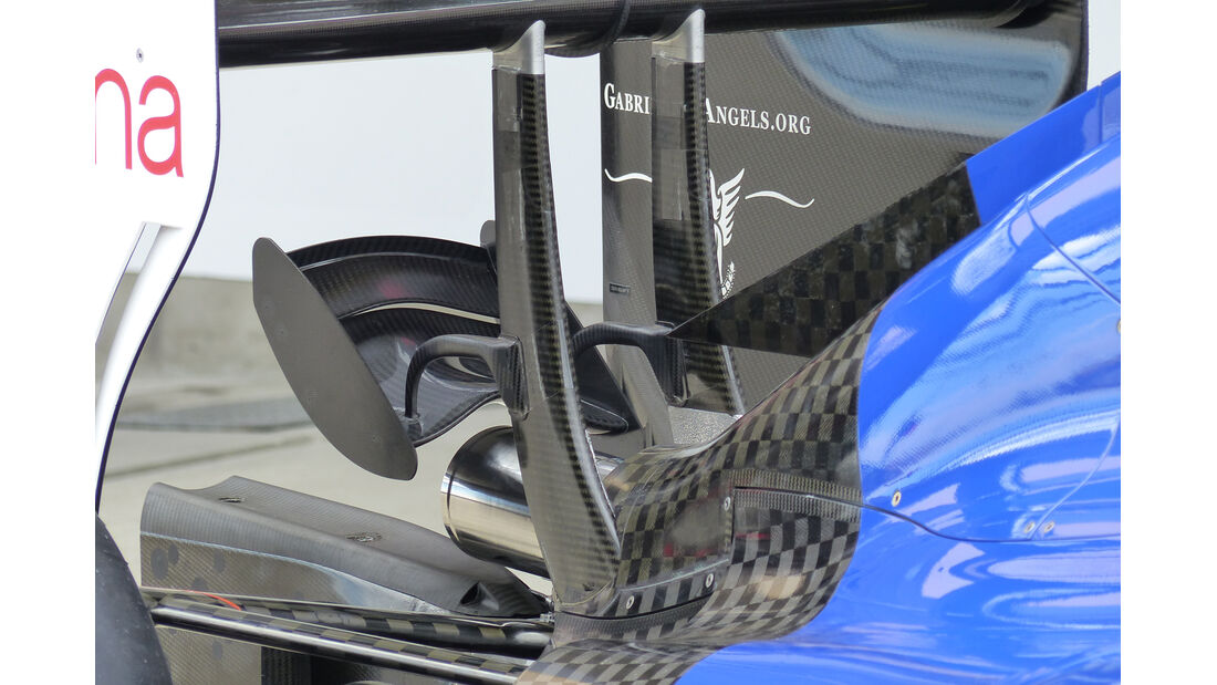 Sauber - Formel 1 - GP Japan - Suzuka - 26. September 2015