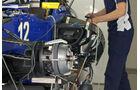 Sauber - Formel 1 - GP Japan - Suzuka - Donnerstag - 6.10.2016