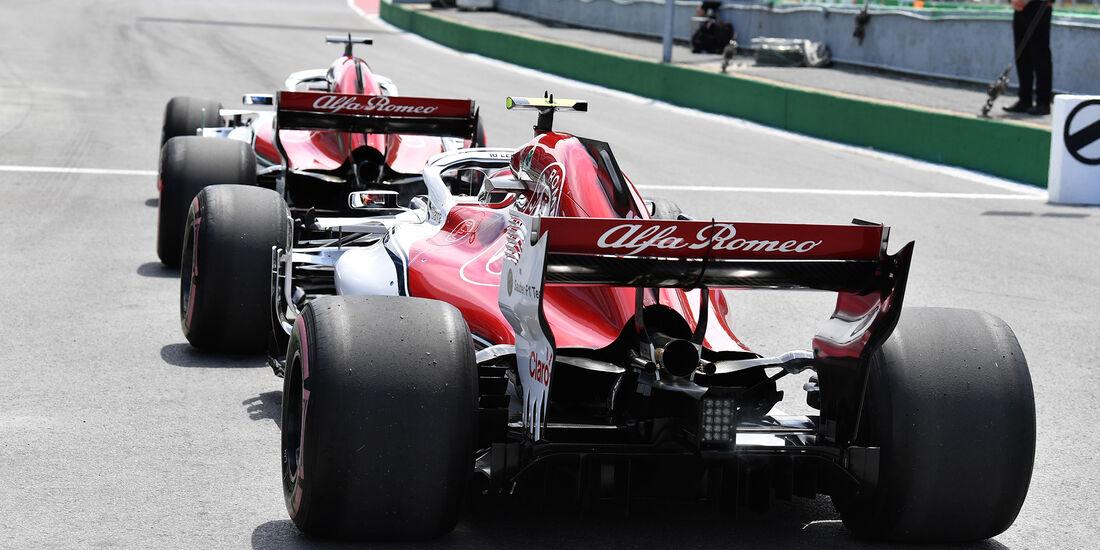 Sauber - Formel 1 - GP Kanada 2018
