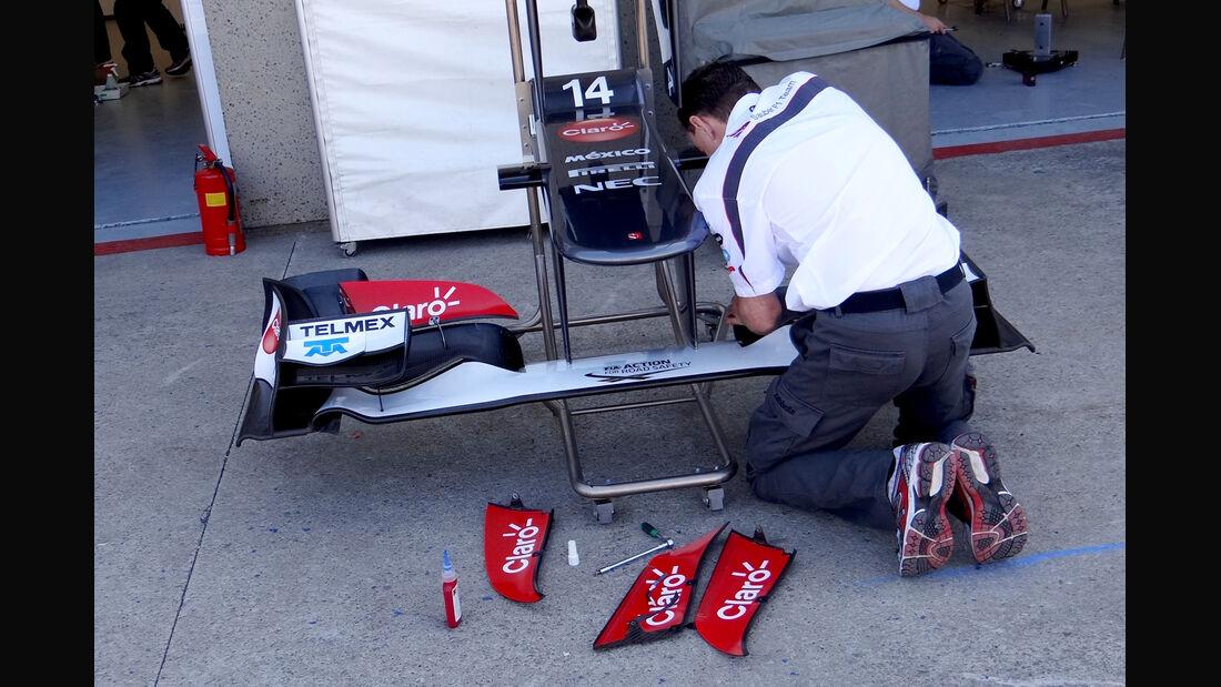 Sauber - Formel 1 - GP Kanada - 7. Juni 2012