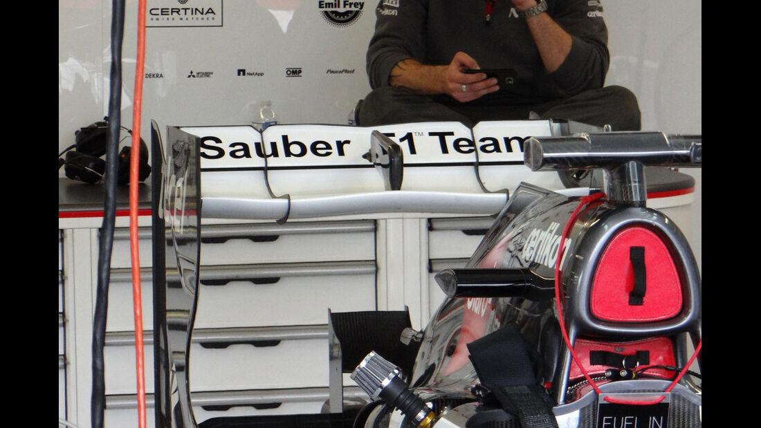 Sauber - Formel 1 - GP Kanada - 7. Juni 2013