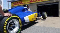 Sauber - Formel 1 - GP Kanada - Montreal - 4. Juni 2015