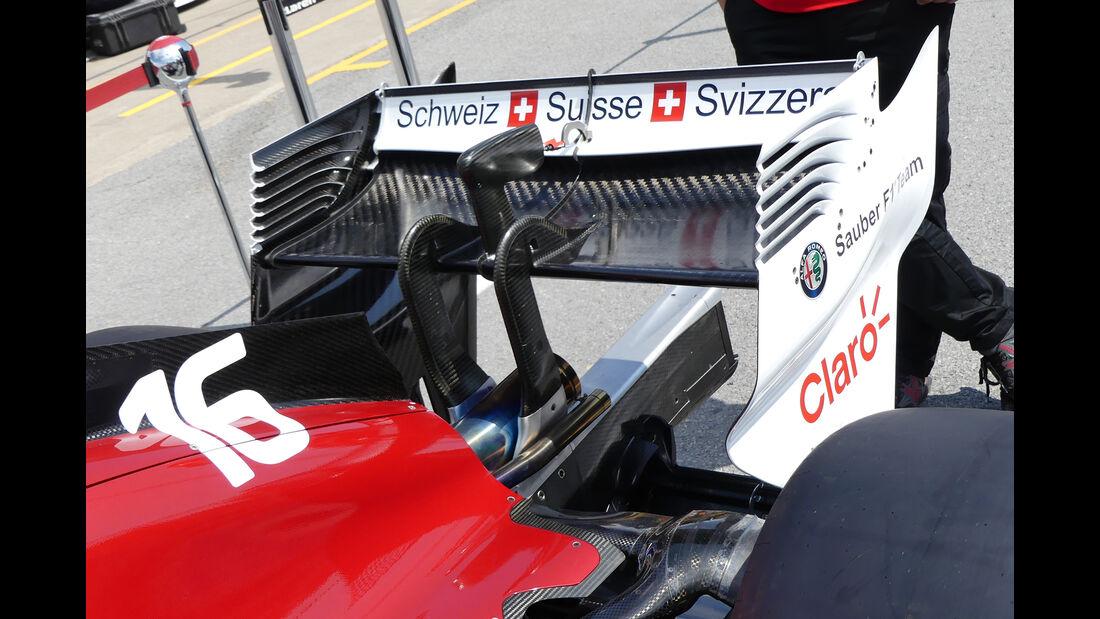 Sauber - Formel 1 - GP Kanada - Montreal - 7. Juni 2018