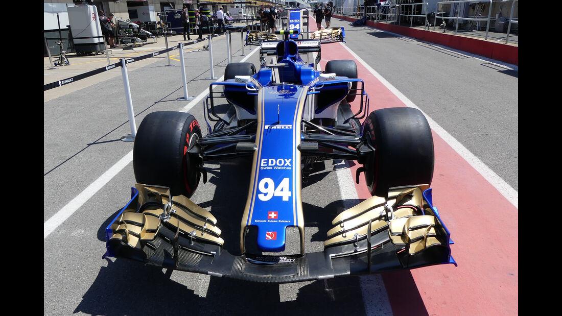 Sauber - Formel 1 - GP Kanada - Montreal - 8. Juni 2017
