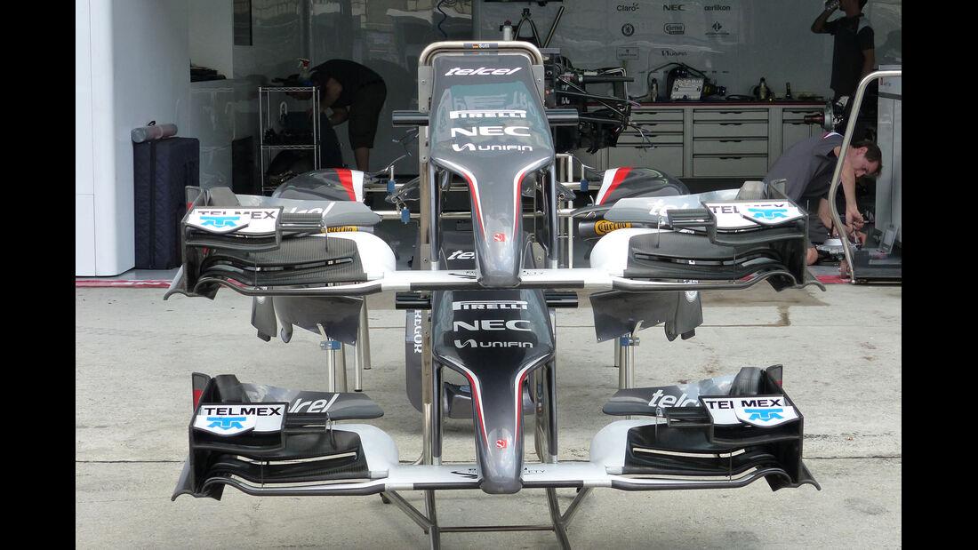 Sauber - Formel 1 - GP Malaysia - 26. März 2014