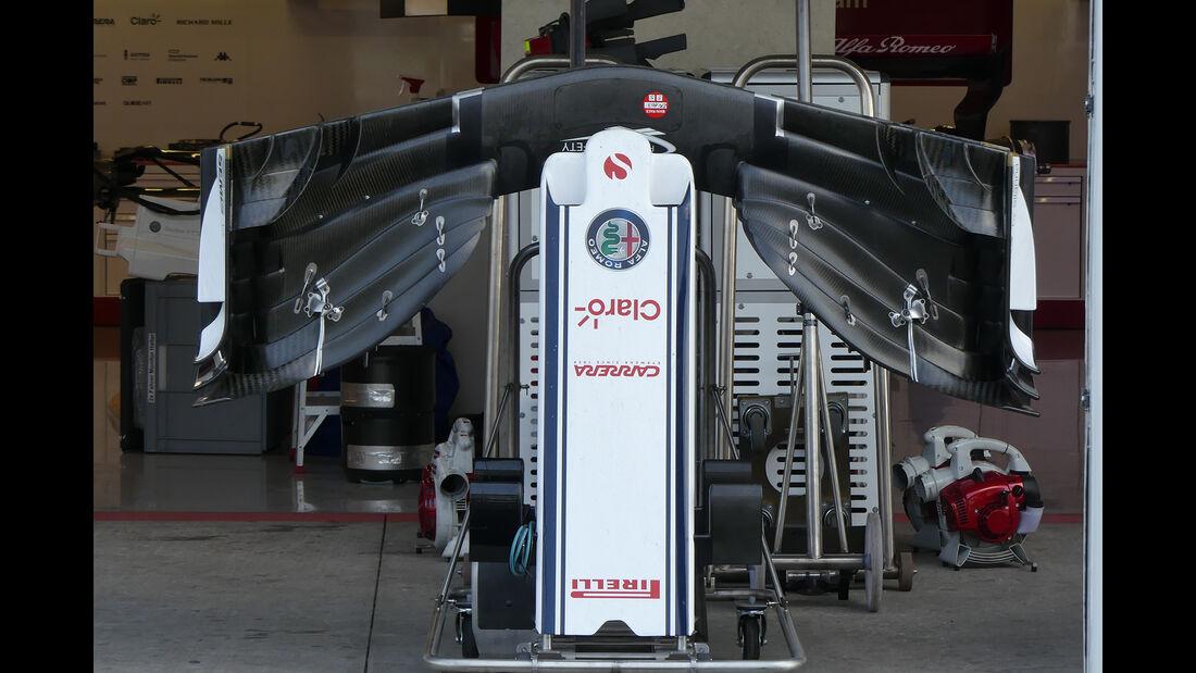 Sauber - Formel 1 - GP Mexiko - 24. Oktober 2018