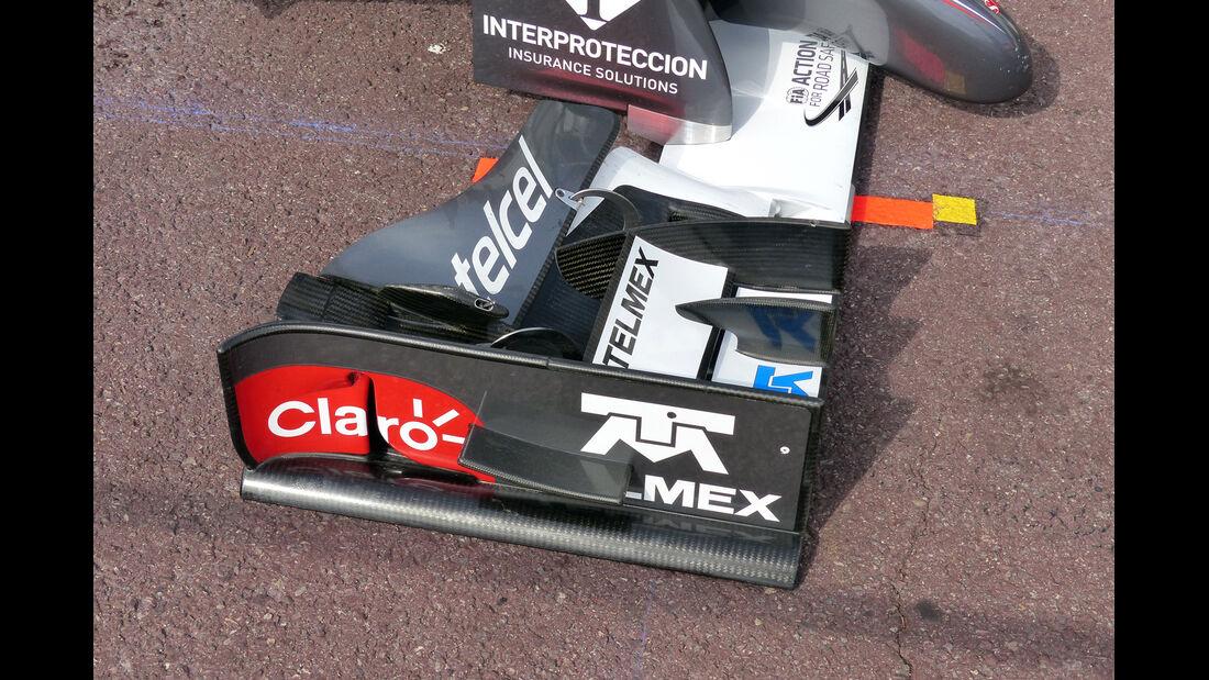 Sauber - Formel 1 - GP Monaco - 21. Mai 2014