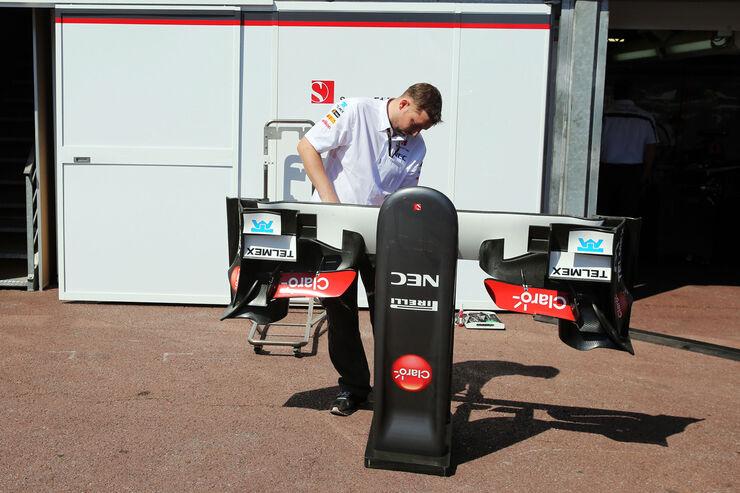 Sauber - Formel 1 - GP Monaco - 22. Mai 2013