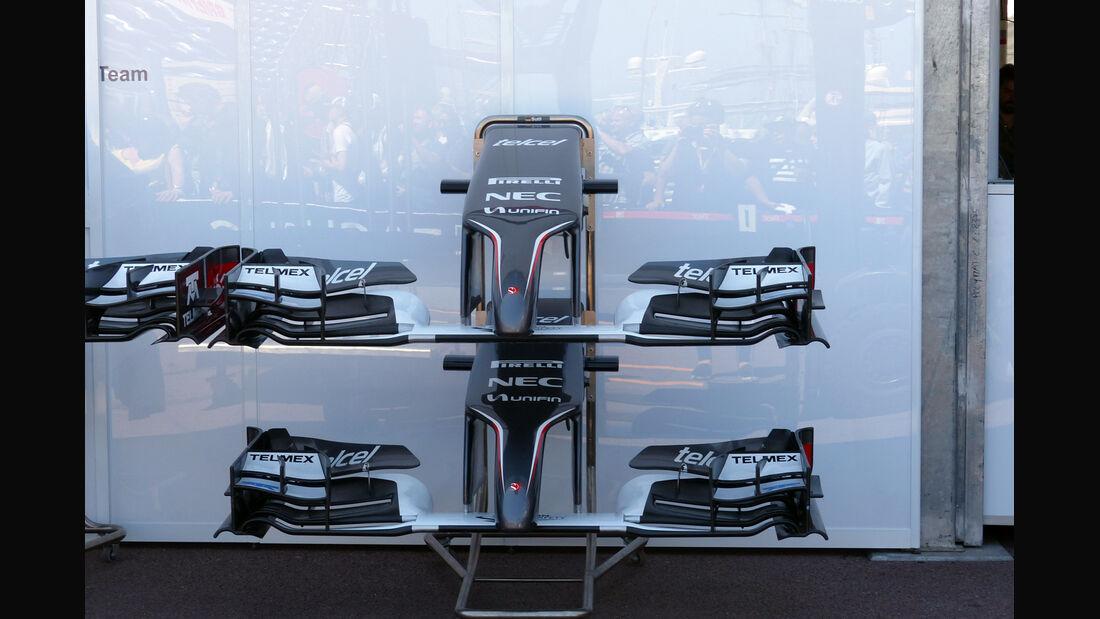 Sauber - Formel 1 - GP Monaco - 23. Mai 2014