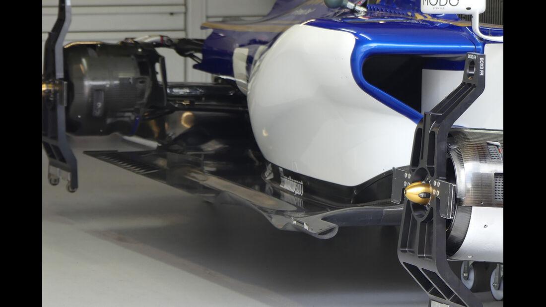 Sauber - Formel 1 - GP Monaco - 23. Mai 2017