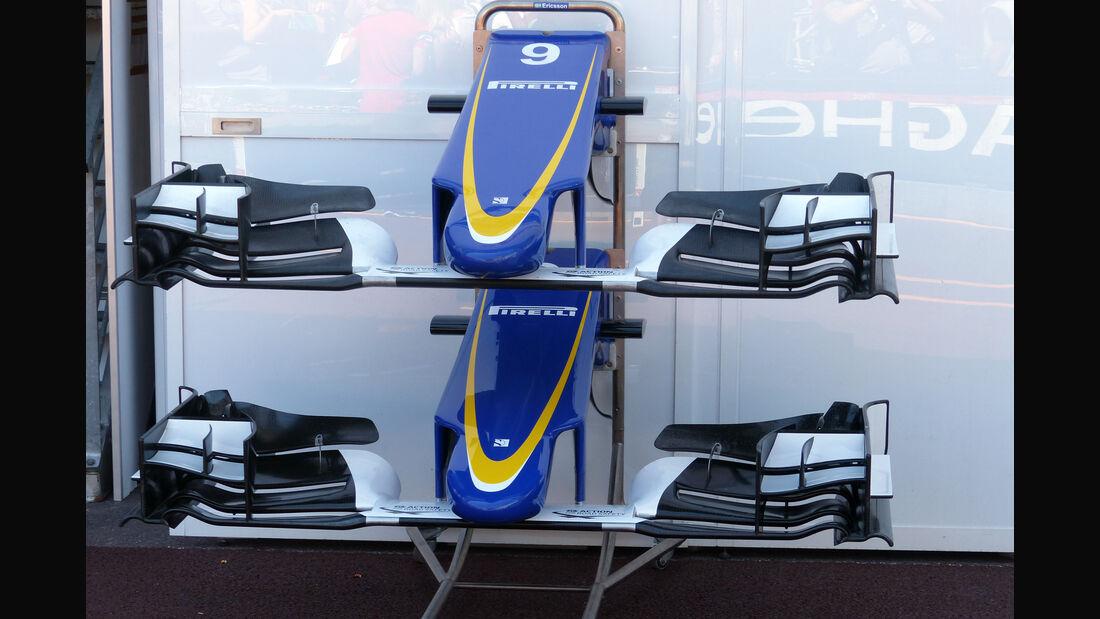 Sauber - Formel 1 - GP Monaco - Freitag - 22. Mai 2015