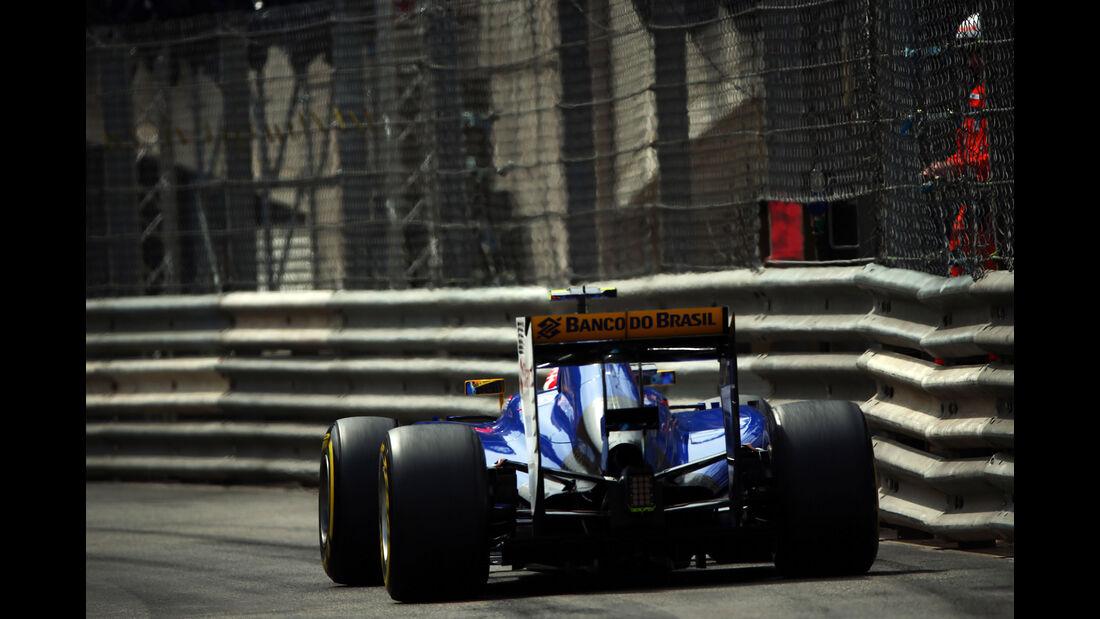 Sauber - Formel 1 - GP Monaco - Samstag - 23. Mai 2015
