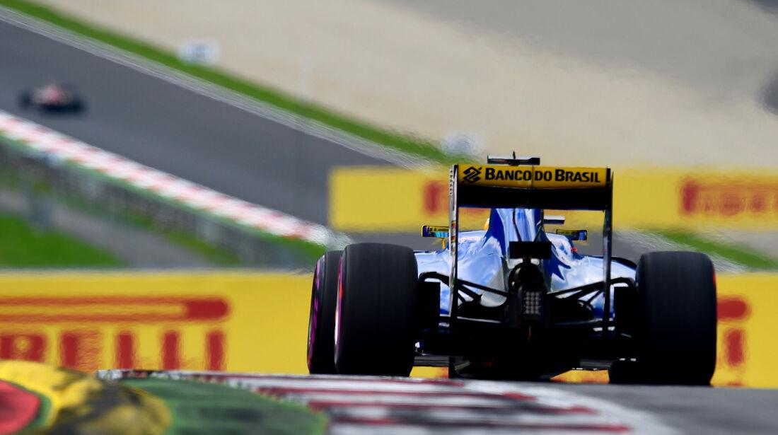 Sauber - Formel 1 - GP Österreich - 2. Juli 2016