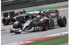 Sauber - Formel 1 - GP Österreich 2014