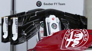 Sauber - Formel 1 - GP Österreich - 27. Juni 2018