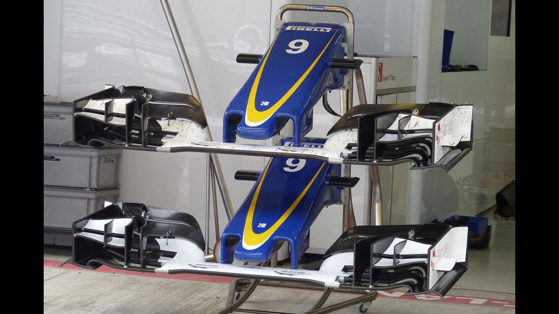 Sauber - Formel 1 - GP Russland - Sochi - Mittwoch - 7.10.2015