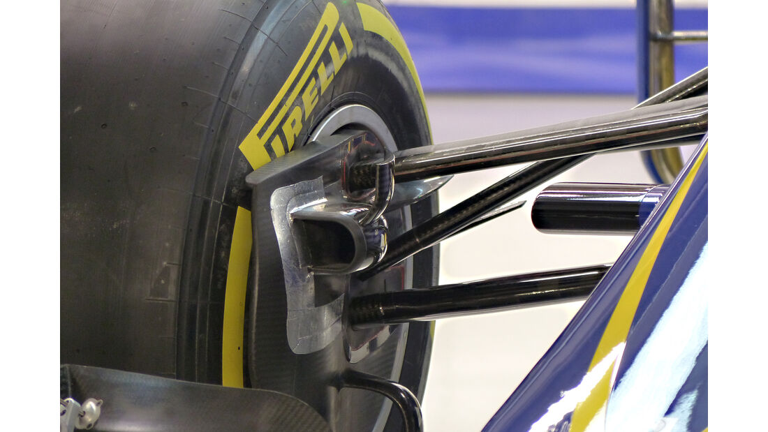 Sauber - Formel 1 - GP Singapur - 17. September 2015